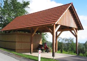 Carport Aus Holz Planen Bauen Montagebausatze Vom Zimmermeister In Graz Und Graz Umgebung