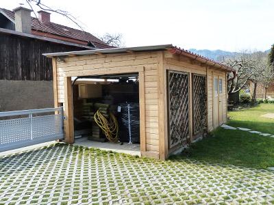 Carport Aus Holz Planen Bauen Montagebausatze Vom Zimmermeister