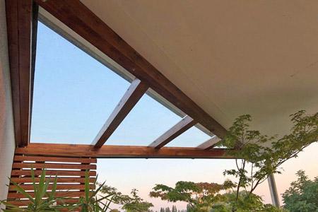 Überdachung - Hauseingänge, Terrassen, Swimmingpools ...