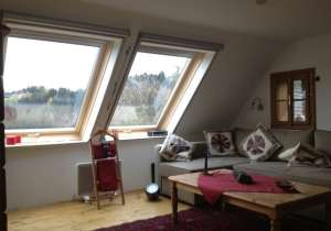 Dach-Ausbau Dachflächen-Fenster