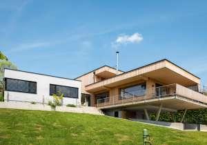 Neubau - Holzhaus