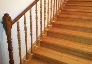 Holzstiege Treppen-Sanierung