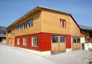 Sanierung Produktions-Gebäude