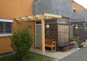 Terrassen-Überdachung