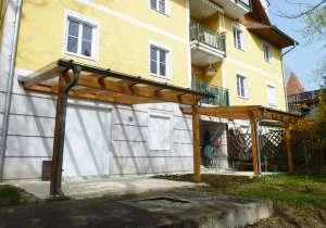 Überdachung-Vordach