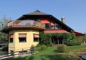 Zubau mit Balkon & Terrasse