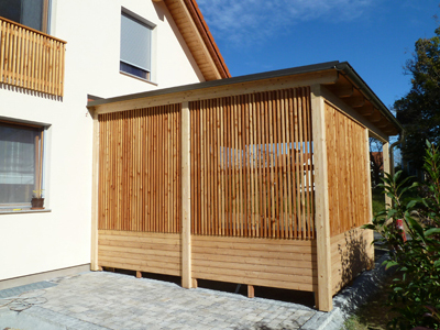 carport aus holz planen bauen montagebaus tze vom. Black Bedroom Furniture Sets. Home Design Ideas