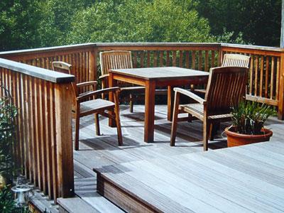 bangkirai terrasse trendy so with bangkirai terrasse great bangkirai x mm kd grobfein t. Black Bedroom Furniture Sets. Home Design Ideas