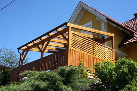 berdachung hauseing nge terrassen swimmingpools holzlagerpl tze berg nge zum carport. Black Bedroom Furniture Sets. Home Design Ideas