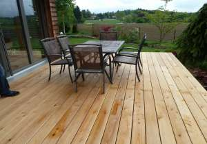 Terrasse Holzboden terrassen aus holz - für ihre erholung im garten
