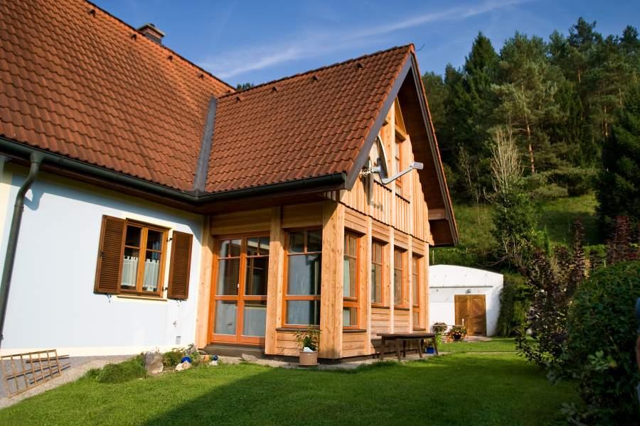 Holzbau Gruber b i l d e r g a l e r i e kategorie wohnraumerweiterung